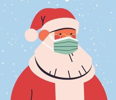 Santa on SHN